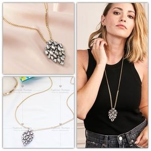 Stella & Dot The Regency Pendant Necklace